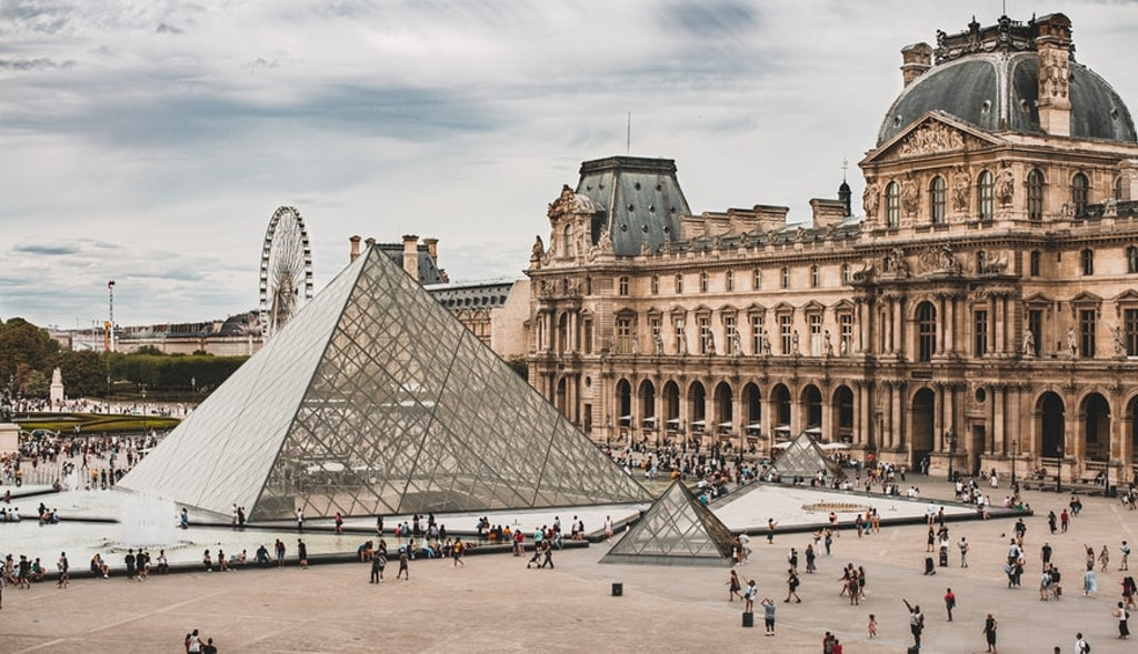 Louvre museum, things to do in Paris