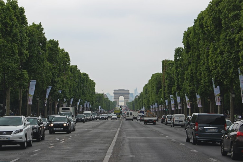 Champs Elysees. things to do in Paris
