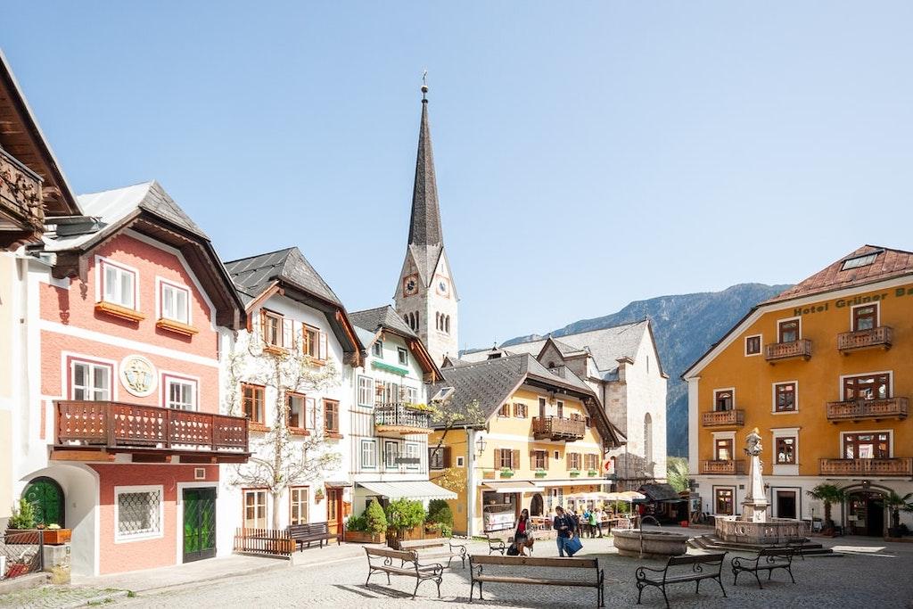 Reasons to visit Austria in September