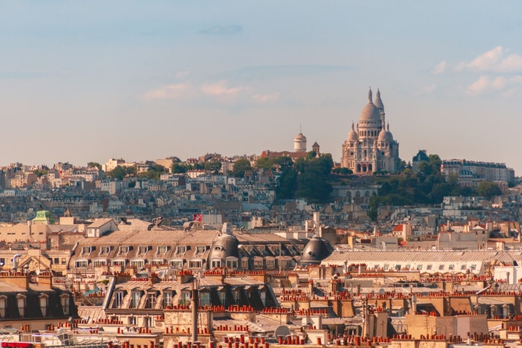 Sacre-Coeur Basilica, Things to do in Paris