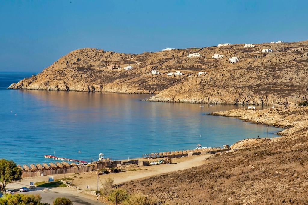 Elia beach, 15 Best Beaches in Mykonos