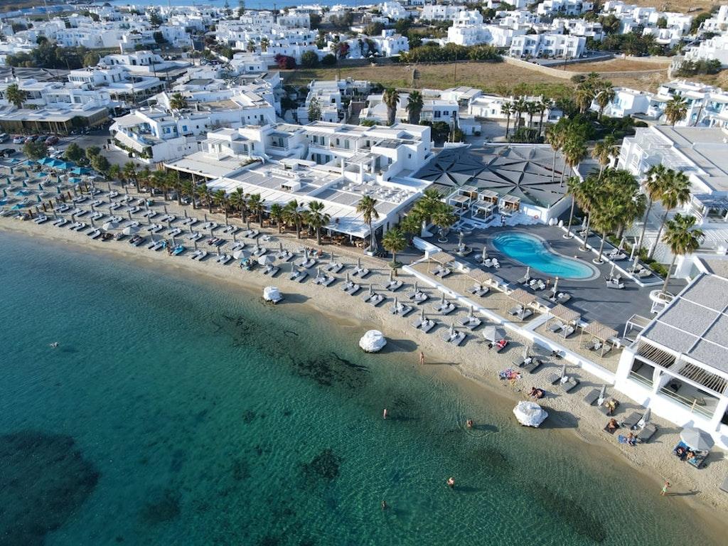 Ornos beach, 15 Best Beaches in Mykonos