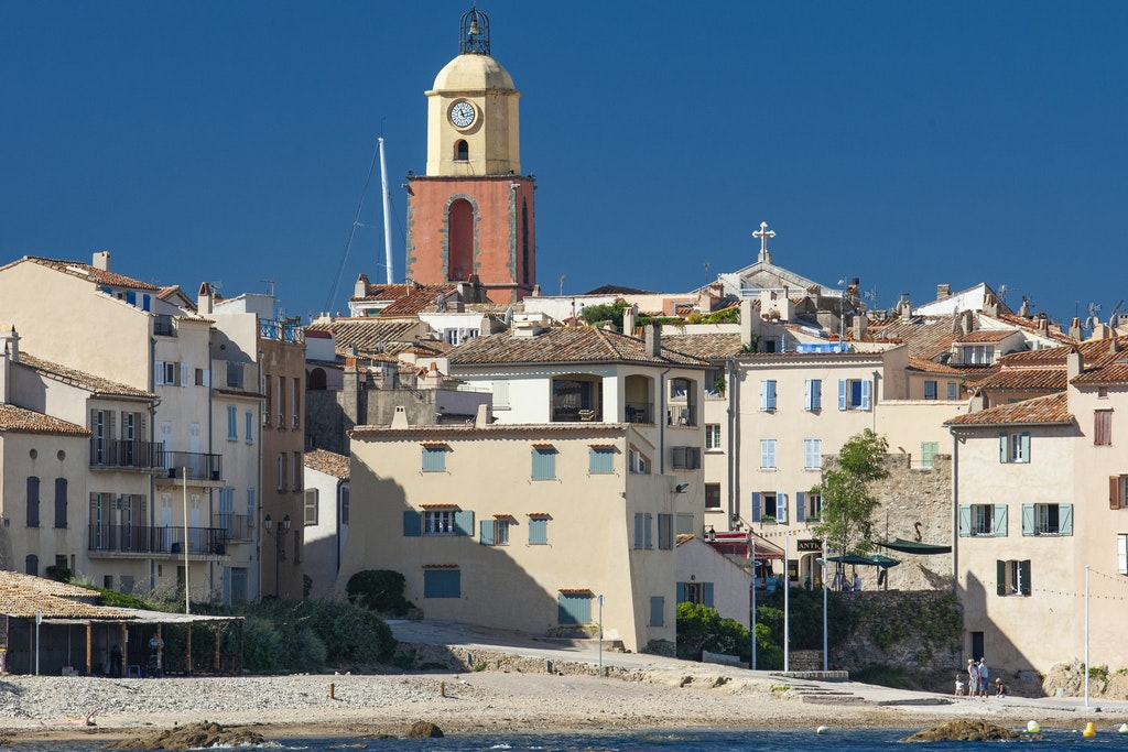 """La Ponche- """"Old Town"""", St Tropez, Things To Do In St Tropez"""