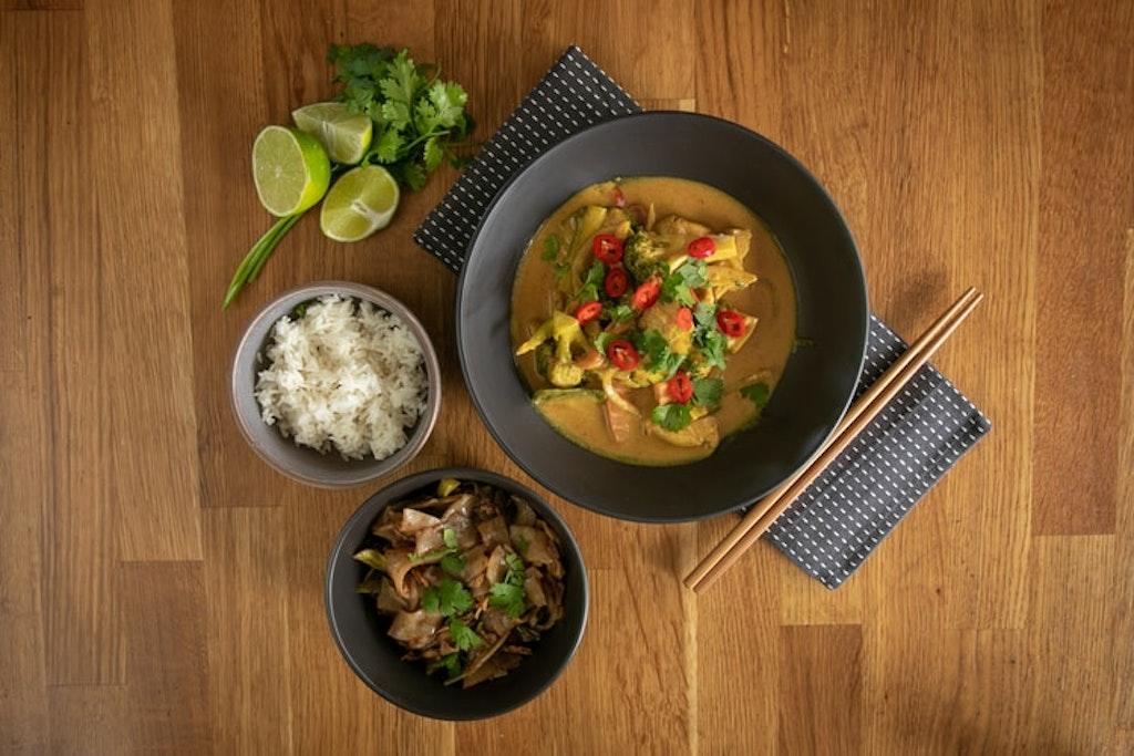 Comida tailandesa, los mejores restaurantes en Interlaken, Suiza