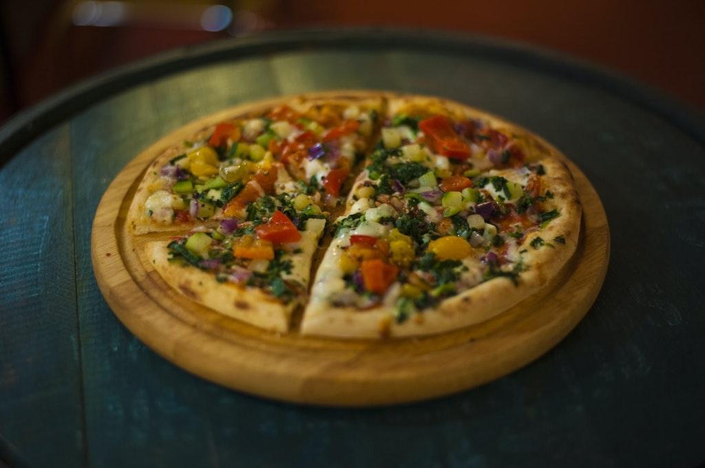 Veg Pizza, Best Vegetarian Restaurants in Geneva