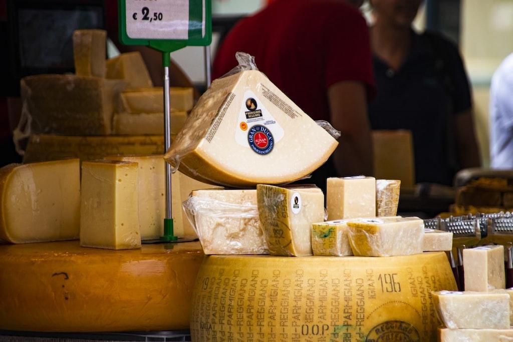 Queso (queso italiano)