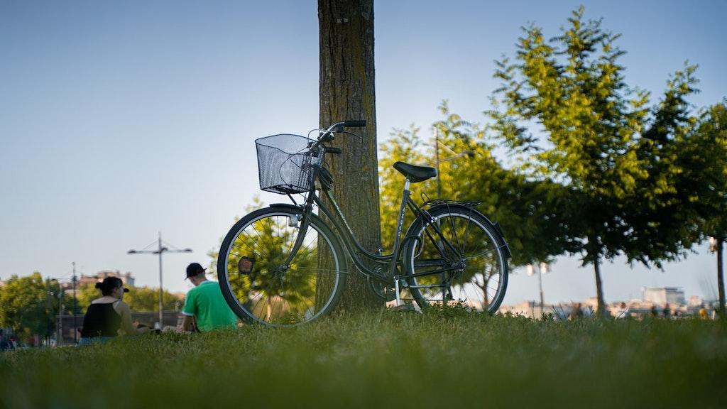 Free Bike ride in Bordeaux