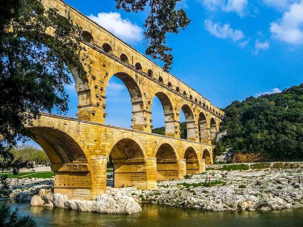 pont-du-gard-nimes-mejores excursiones de un día desde marsella francia