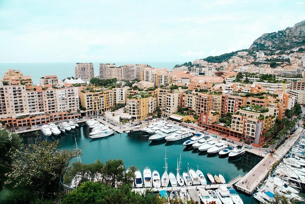 port-mónaco-lujo-mediterráneo-mejores excursiones de un día desde marsella francia