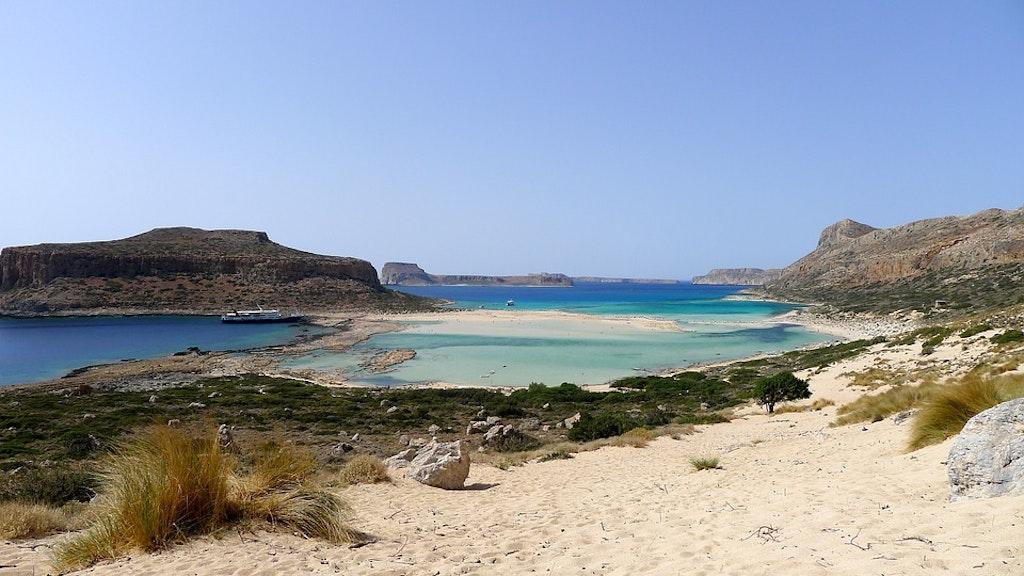 Plakias beach, Best Beaches in Crete
