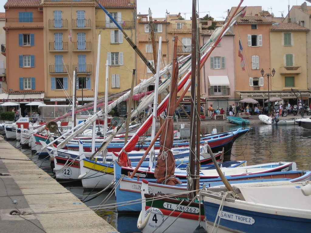 Vieux Port (Old Port), St Tropez, Things To Do In St Tropez