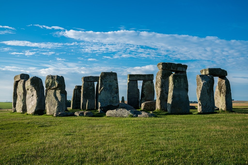 Stonehenge, Britain, Most Interesting Historical Places to Visit in Europe