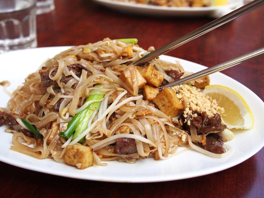 Fideos, los mejores restaurantes en koh samui, tailandia