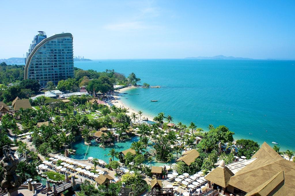 View from Centara Grand Mirage Beach Resort, Best Bars in Pattaya