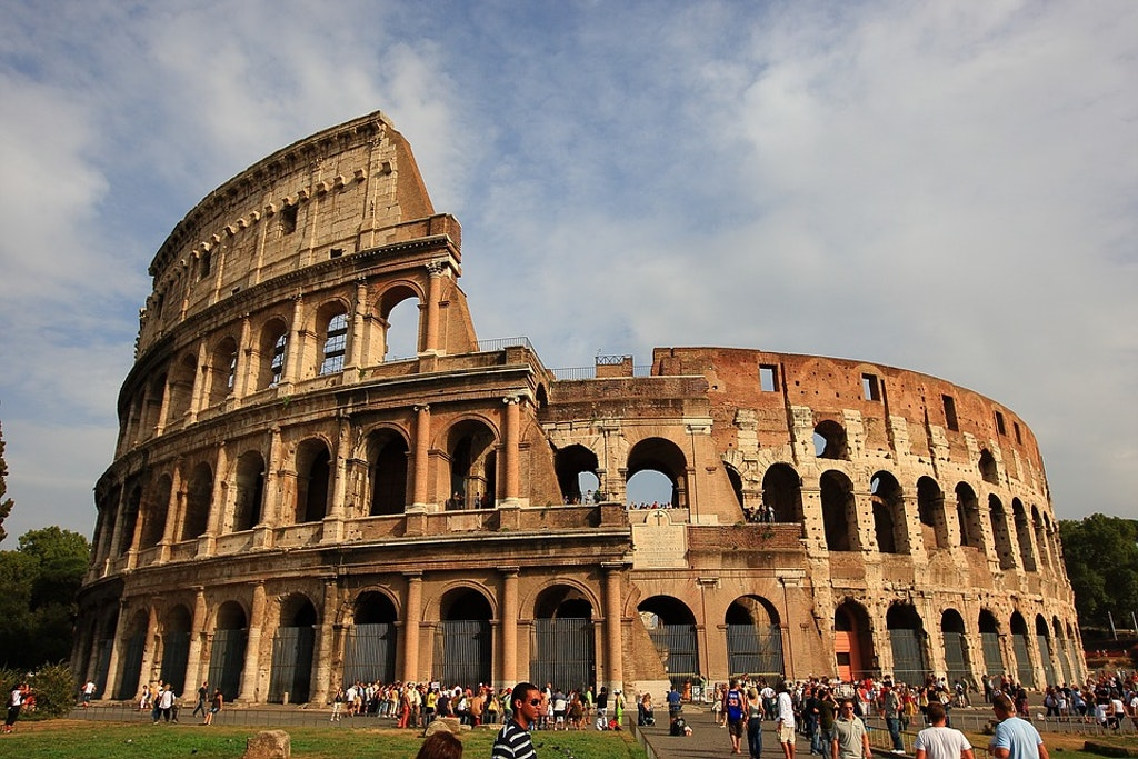 Colosseum, Italy, Most Interesting Historical Places to Visit in Europe