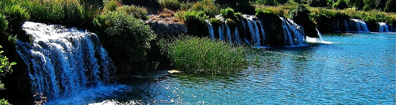 waterfalls in Spain