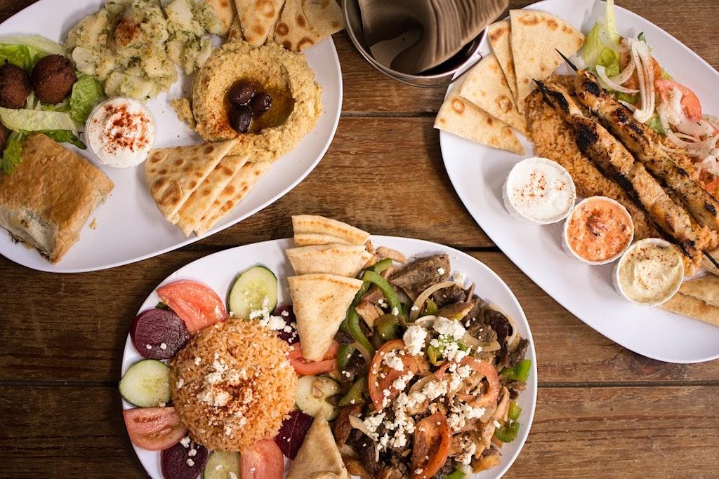 Hummus griego