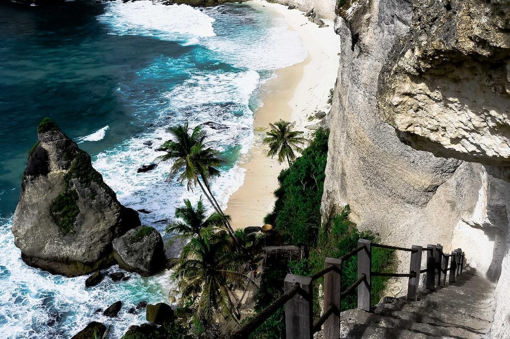 nusa islands, indonesia