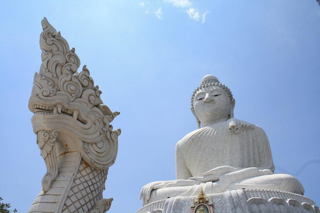 Lugares para Instagram de Big Buddha Phuket en Tailandia
