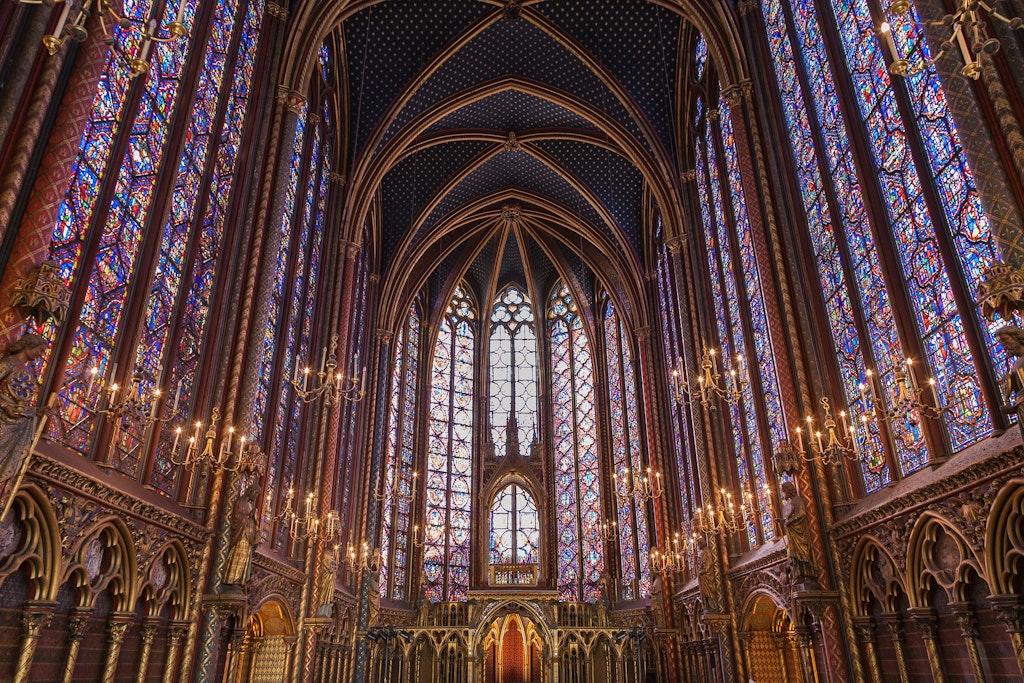 Sainte-Chapelle, Things to do in Paris in December