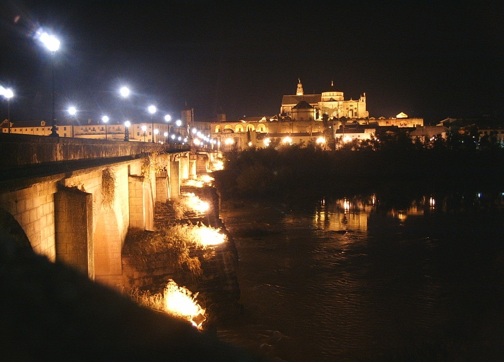 The old mosque of Córdoba, Rich history