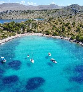 beaches in Croatia