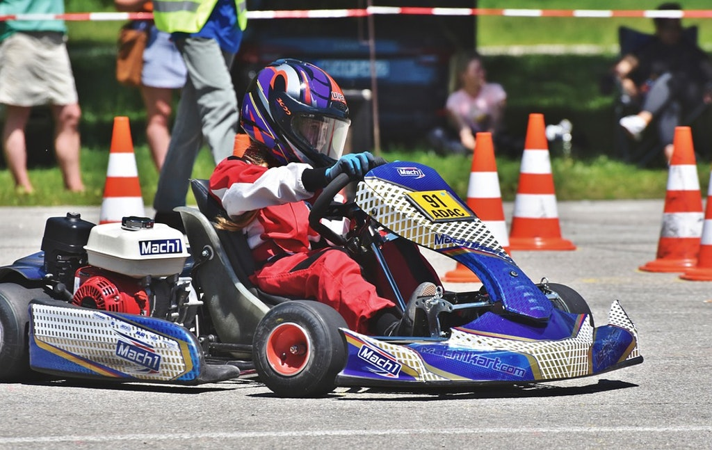 kart-track-racing-Things to do with Kids in Thailand
