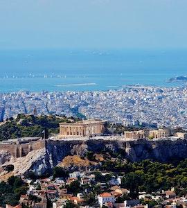Best hostels in Athens Greece