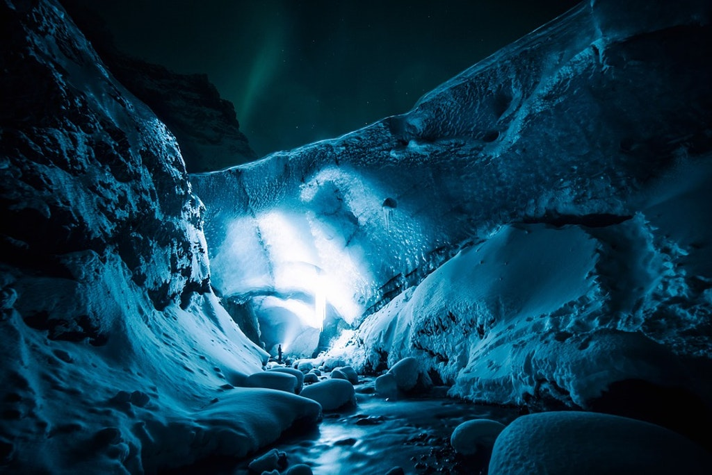 ice-cave-rocks- things to do with kids in Iceland