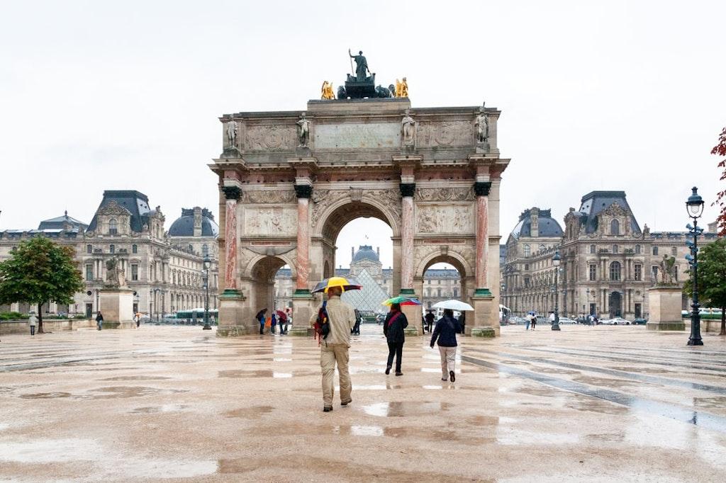 Weather in Paris in November
