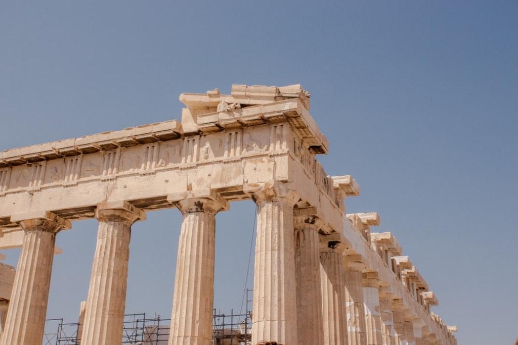 The Erechtheion, Athens