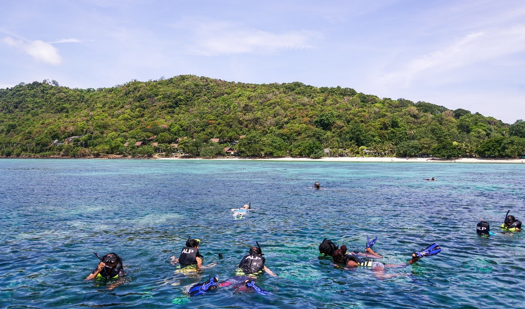 Snorkelling, Things to do for couple in Thailand