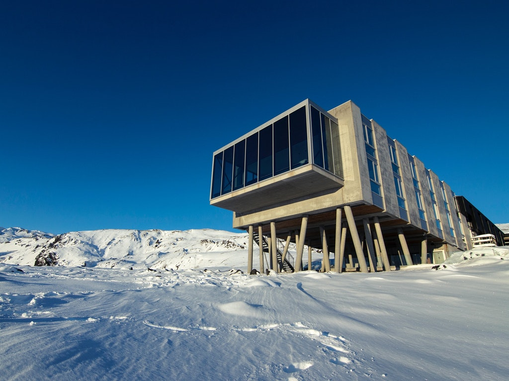 Ion Adventure Hotel, Boutique Hotels In Iceland