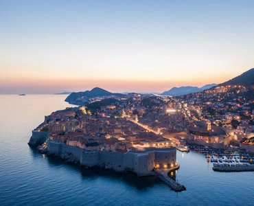 romantic things to do in Croatia