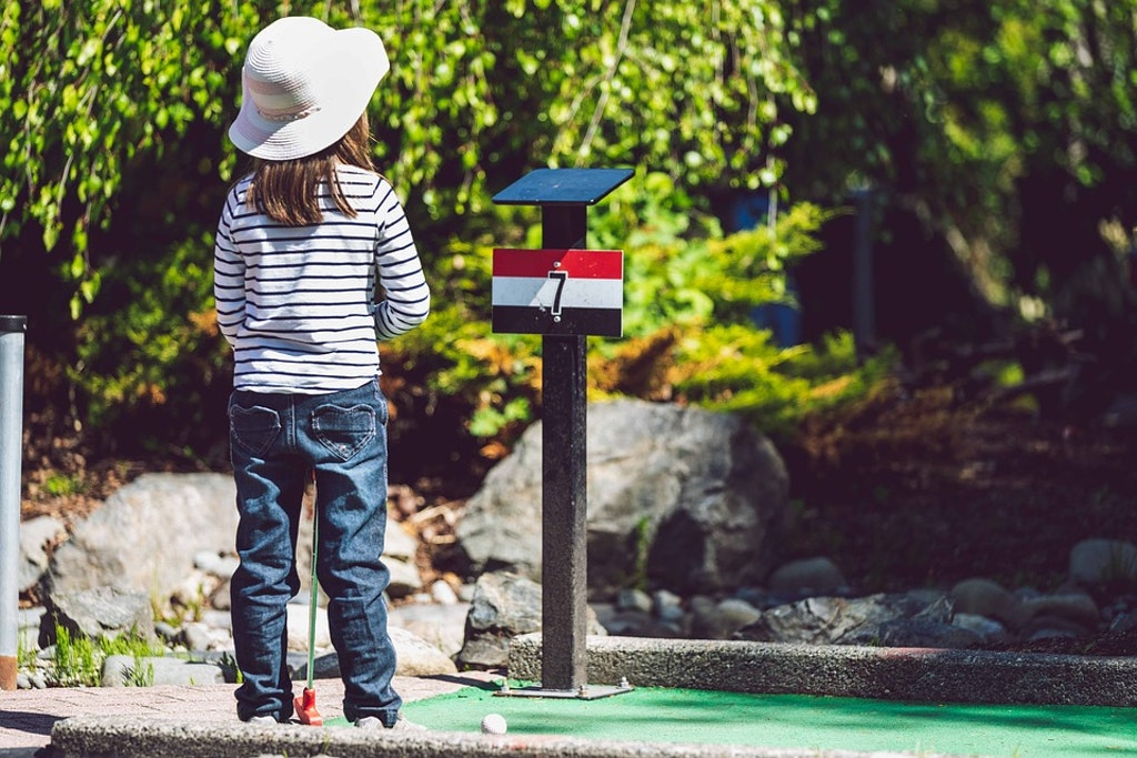 miniature-golf-Things to do with Kids in Thailand