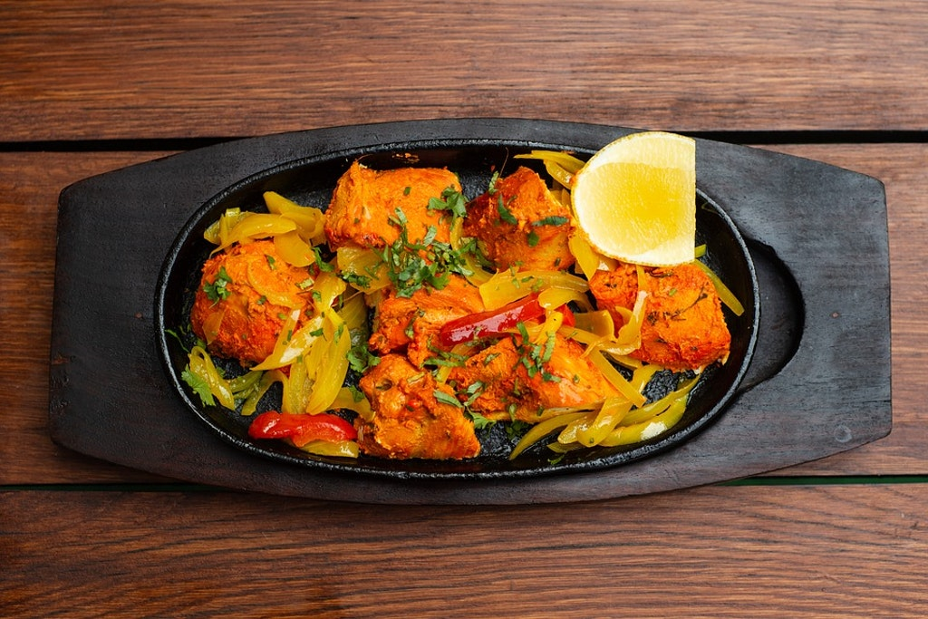 chiken tikka, Best Indian Restaurants in Paris
