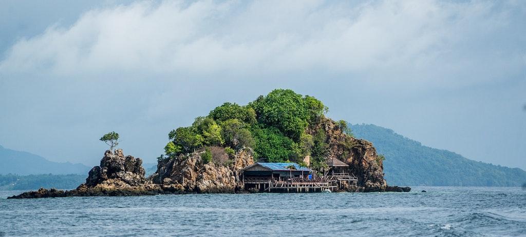 Lugares para Instagram de la isla de Koh Phi Phi en Tailandia