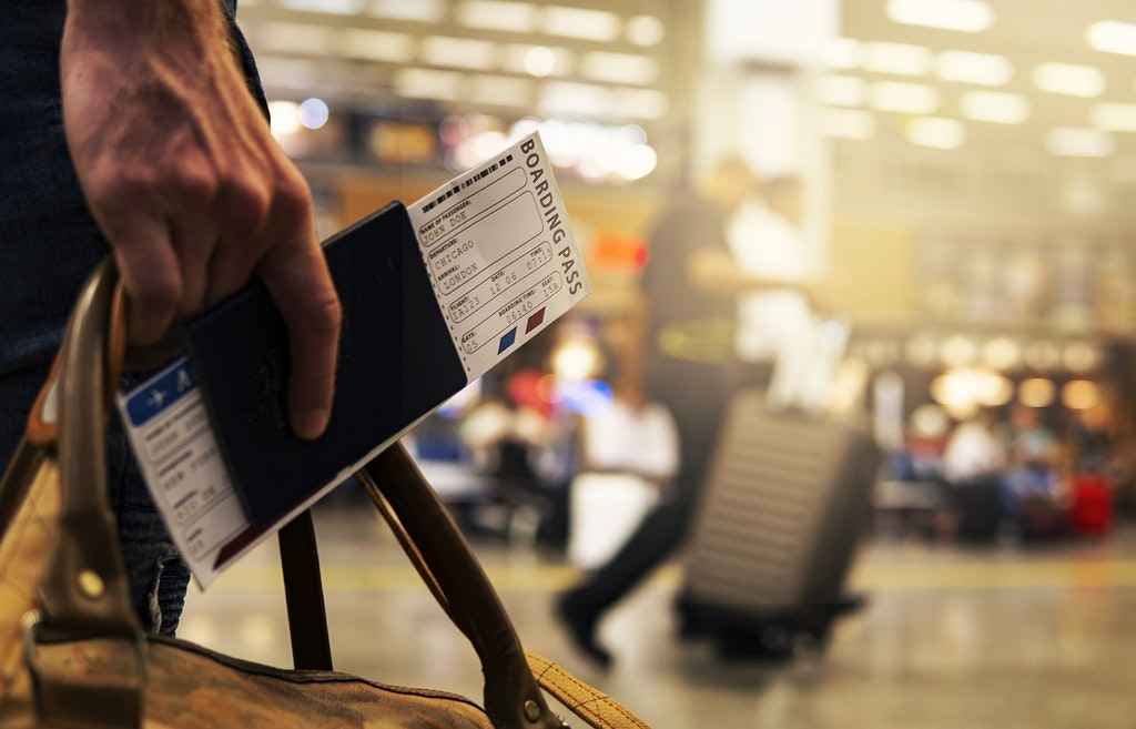 boarding-pass-Reach Spain from India by Air