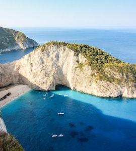 beautiful beaches in Zakynthos