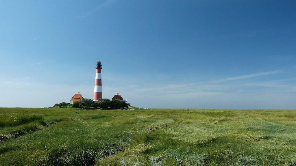 Parque Nacional del Mar de Wadden de Hamburgo