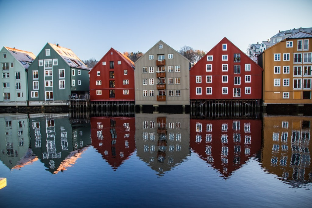 Architecture in Norway