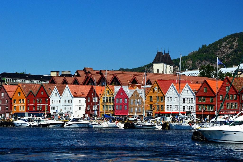 Noruega en julio